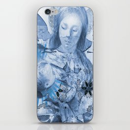 Vouet Mary iPhone Skin