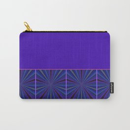 Mesmerized by Blues and Purples Carry-All Pouch