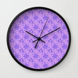 Duskull & Pumpkaboo Candy Wall Clock