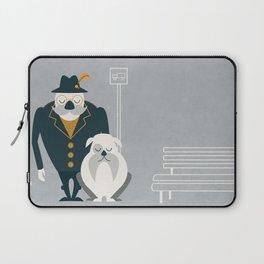 Mr. Mustachio Laptop Sleeve
