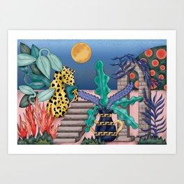 Lndscp5 Art Print