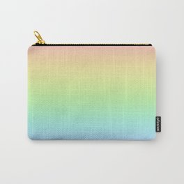 Pastel Rainbow Gradient - Pretty! Carry-All Pouch