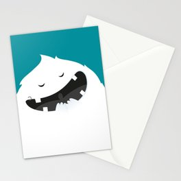 Irma, the monster Stationery Cards