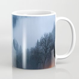 MOUNTAIN, FOREST & FOG1 Coffee Mug