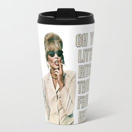 Absolutely Fabulous- Patsy Travel Mug