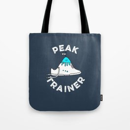 Peak Trainer Tote Bag