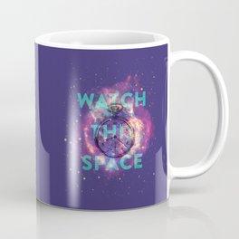 Watch this space Coffee Mug
