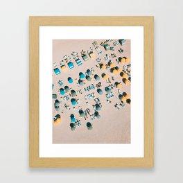 Sobe Framed Art Print