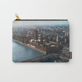 LONDON CITY BIG BEN VII Carry-All Pouch