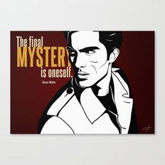 The Final Mystery Canvas Print