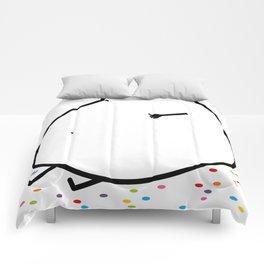 Glutton ! Comforters