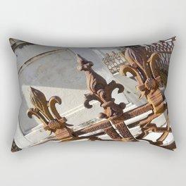 Fleur de Lys Trois Rectangular Pillow