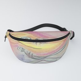 Wonder of the galaxy Fanny Pack