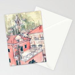 Baveno, Lake Maggiore, Northern Italy. Stationery Cards