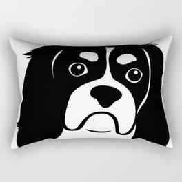 Behold, the Cavalier King Charles Spaniel Rectangular Pillow