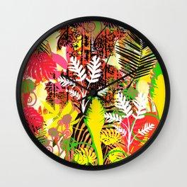 Electrical Amazon Wall Clock