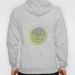 Atom Flowers #13 Hoody