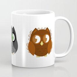 Owly Potter Coffee Mug