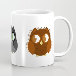 Owly Potter Coffee Mug