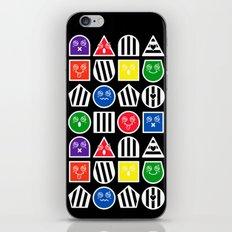 Geometric Fantasy 6 iPhone & iPod Skin