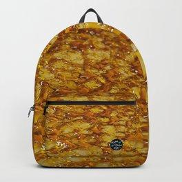 Golden Shatter Backpack