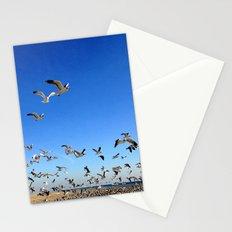 Fly, birds, fly! Stationery Cards