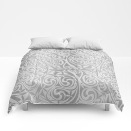 Celtic Warlord silver Comforters
