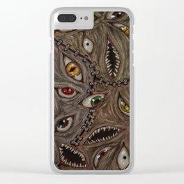 Argusborn Clear iPhone Case