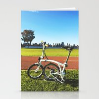 brompton Stationery Cards featuring Brompton by Juan Lyn