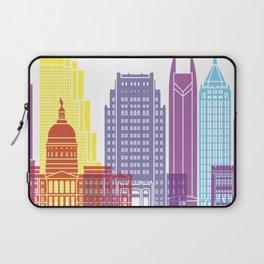 Atlanta V2 skyline pop Laptop Sleeve
