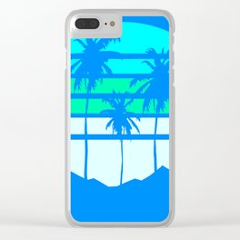 Yearning for L.A. Clear iPhone Case