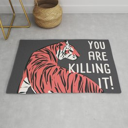 You are killing it 001 Rug