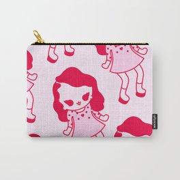 Kawaii pattern, kawaii character,cute pattern Carry-All Pouch