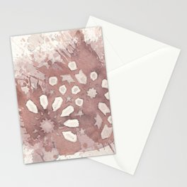 Cellular Geometry No. 2 Stationery Cards