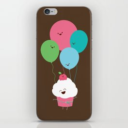 A Light Snack iPhone Skin
