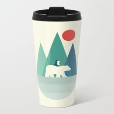 Bear You Metal Travel Mug