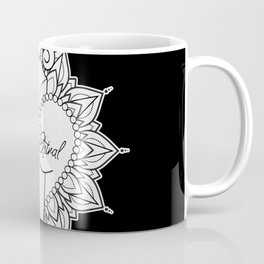 Cut Through the Heart Coffee Mug