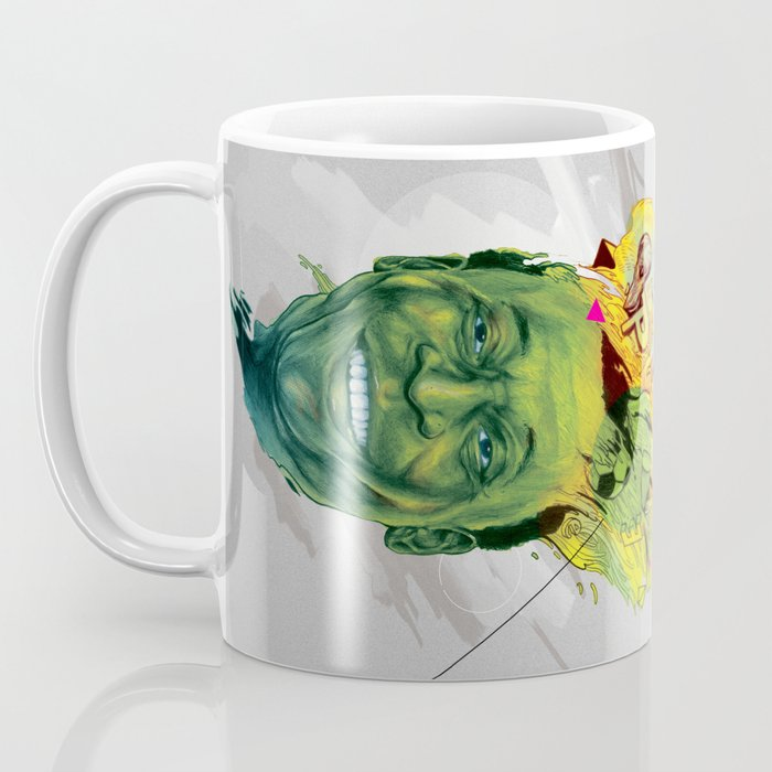 Rey Pele Coffee Mug