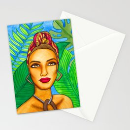 Bali love Stationery Cards
