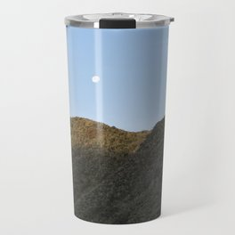 The other side of the dawn Travel Mug