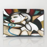 psychedelic iPad Cases featuring Psychedelic by Müge Başak