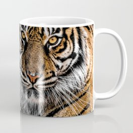 Tiger spirit animal, symbol of personal power Coffee Mug