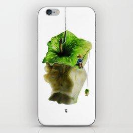 Apple fisher iPhone Skin