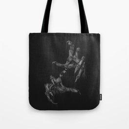 Death's Hands Tote Bag