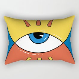 Can't Take My Eyes Off Of You Rectangular Pillow