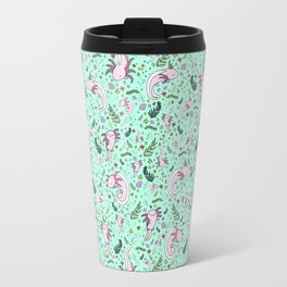 Cute Axolotls Travel Mug