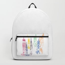 Baculite Cathedral Backpack