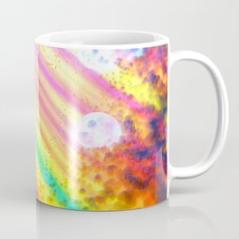 Colorfluid Coffee Mug