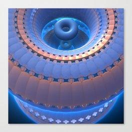 Dilithium Engine, Online Canvas Print