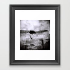 Bahian Palm Framed Art Print
